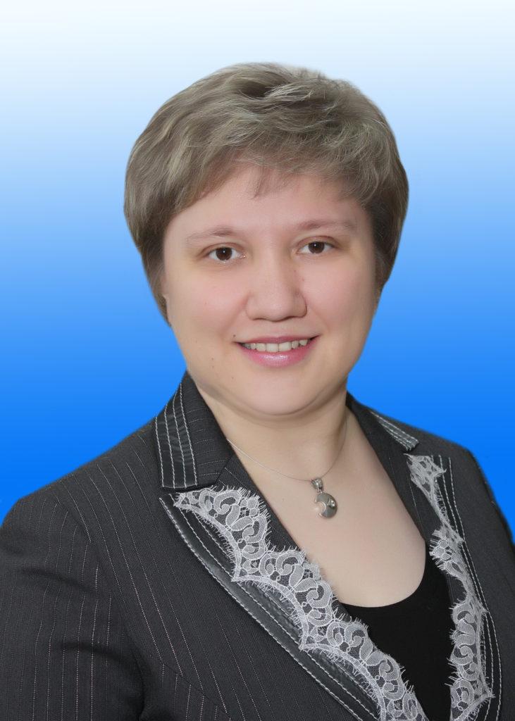 Ахмадеева Лейла Ринатовна