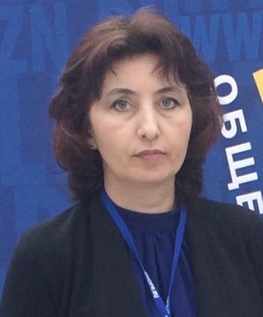 Чичкова Марина Александровна