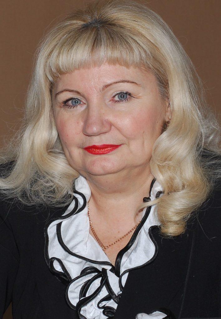 Кныш Ольга Ивановна