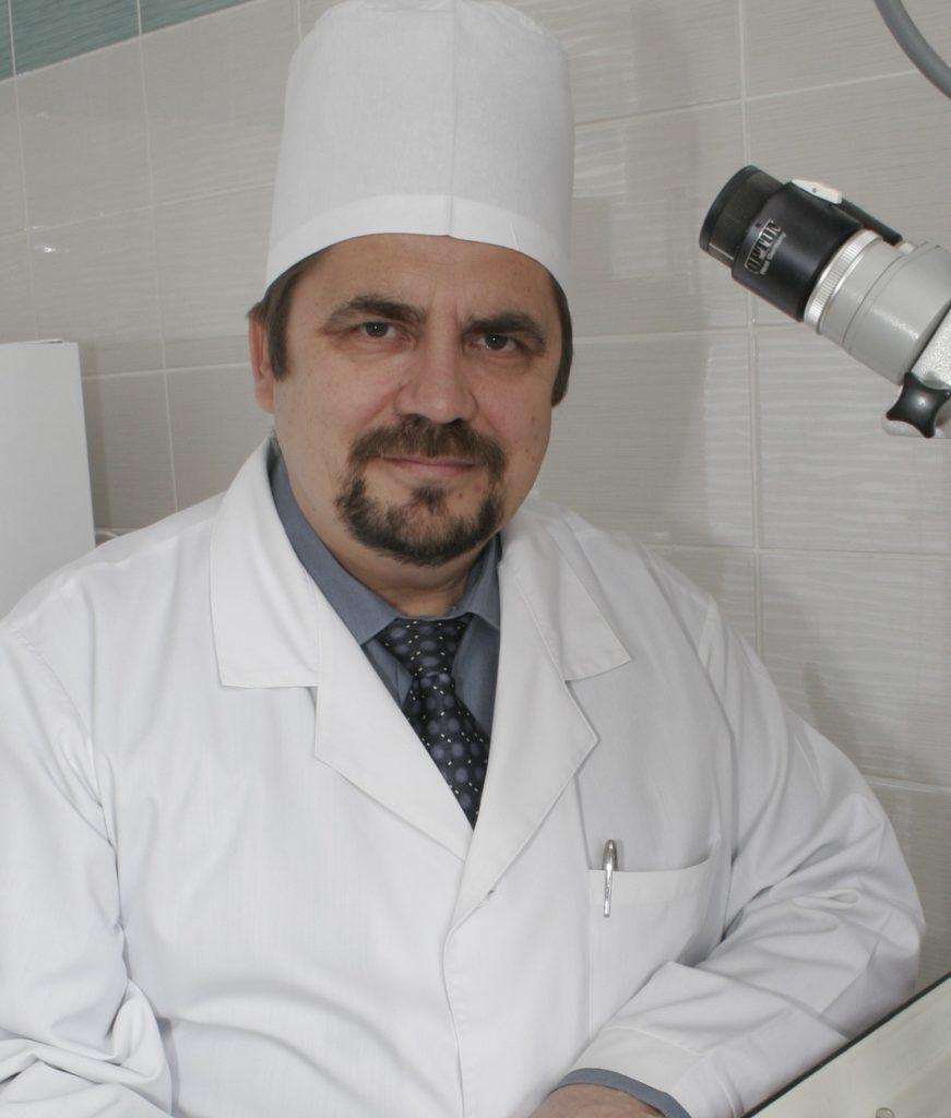Милюдин Евгений Сергеевич
