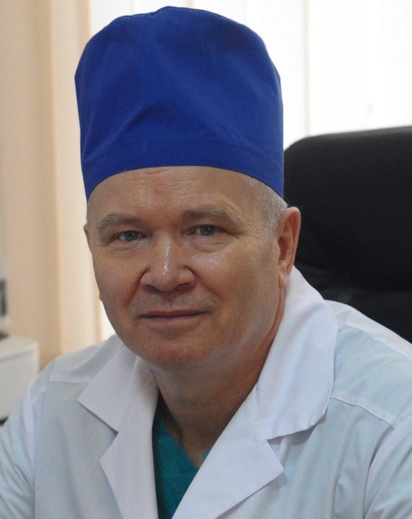 Огнерубов Николай Алексеевич