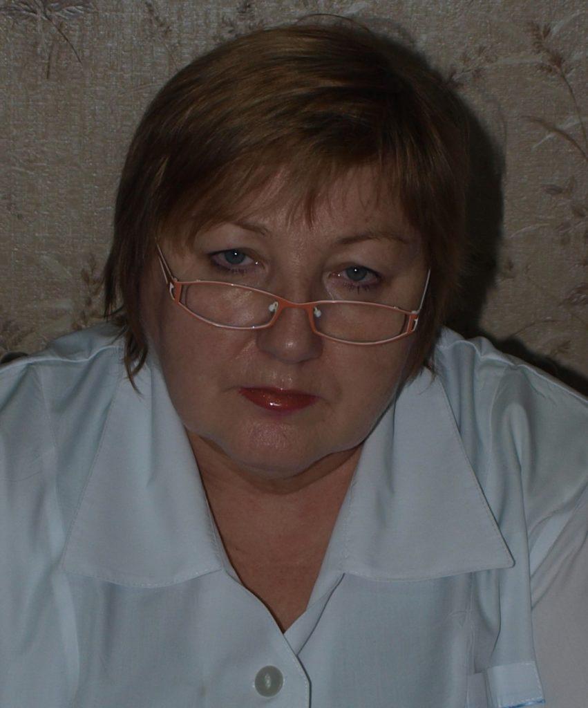 Жуковская Елена Вячеславовна