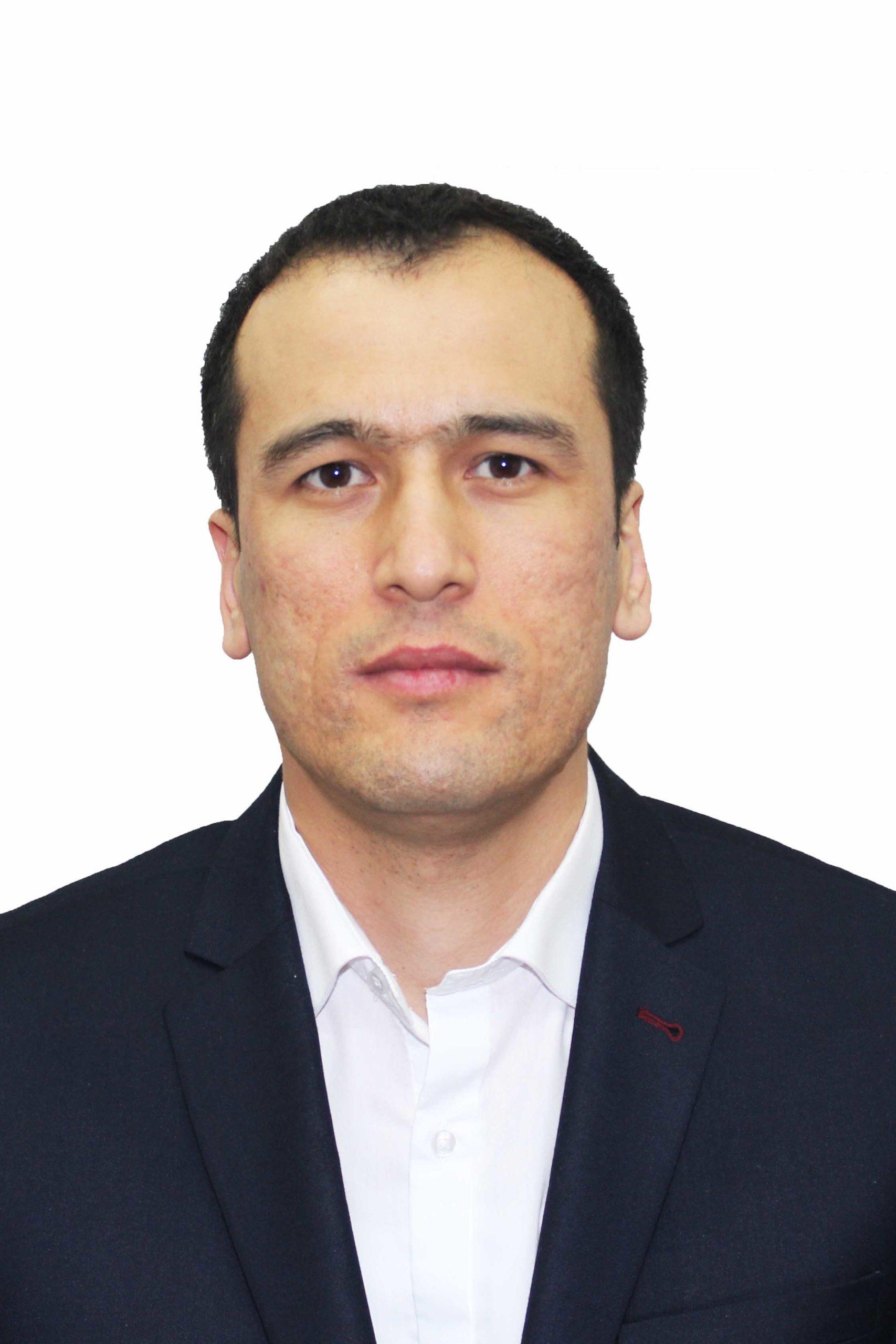 Муркамилов Илхом Торобекович
