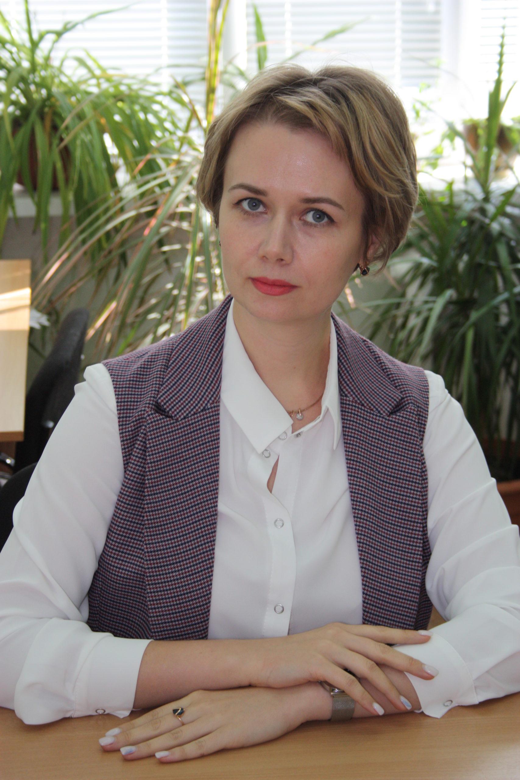 Шмыгарева Анна Анатольевна